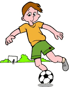 Free Soccer Cartoons ClipArt