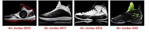Air Jordan 2010 - Air Jordan XX8