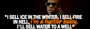 Jay-Z Water to a Well