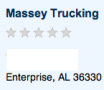 Massey Trucking