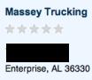 Massey Trucking