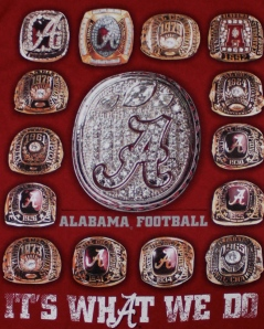 15 National Championships