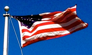 Flag Pic for Blog